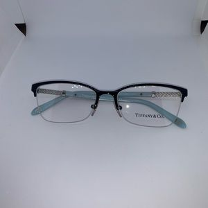 Tiffany & Co. Accessories - Tiffany & Co Black Cat Eye Eyeglasses